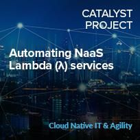 Automating NaaS Lambda (λ) services