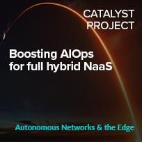 Boosting AIOps for full hybrid NaaS