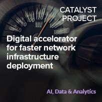 Digital accelerator for faster network infrastructure deployment