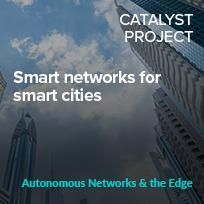 Smart networks for Smart Cities Catalyst