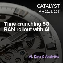Time crunching 5G RAN rollout with AI