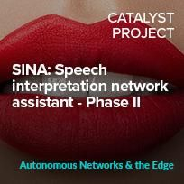 SINA: Speech interpretation network assistant - Phase II