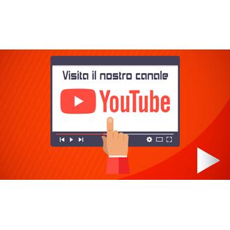Visita il nostro canale youtube