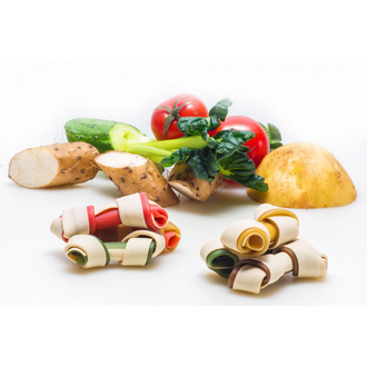 Sweet Pet Vagan Dog Dental Treats Made From Vegetarian Source