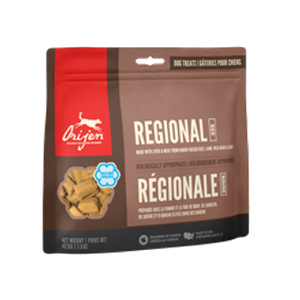 ORIJEN Regional Red Freeze-Dried Dog Treats