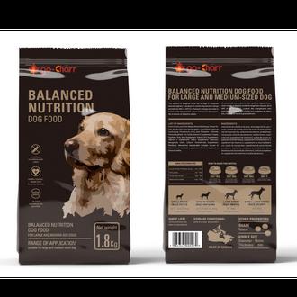 Go-Charr balanced nutrition dog food for large and medium-sized dog 高雀大中型犬均衡营养犬粮