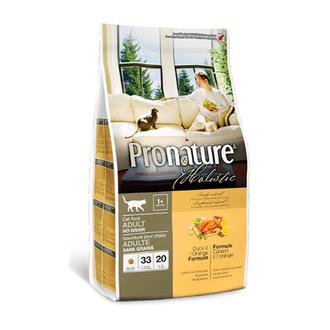 Cat - Pronature Holistic, Duck, Orange Recipe