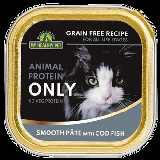 SMOOTH PÂTÉ WITH COD FISH