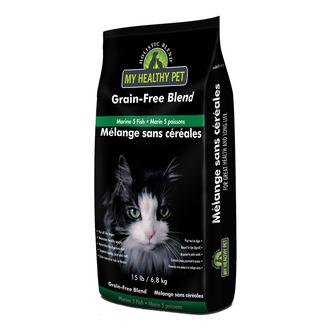 Grain-Free Dry Food MARINE 5 FISH RECIPE