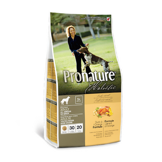 Dog - Pronature Holistic, Duck, Orange Recipe