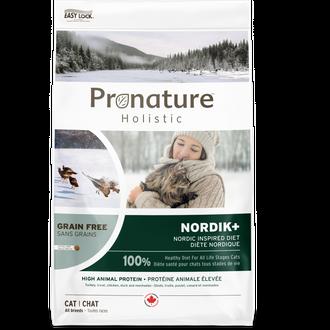 Cat - Pronature Holistic Nordik+
