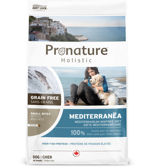 Dog - Pronature Holistic, Mediterranean Inspired Diet