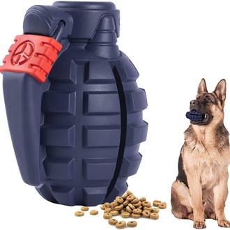 Dog Toys for Aggressive Chewers Large Breed Indestructible Interactive Treat Toys for Large Medium Small Dogs