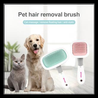 360 Rotary pet grooming brush