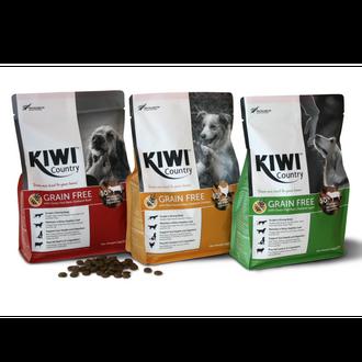 Kiwi Country Grain Free Dog Food
