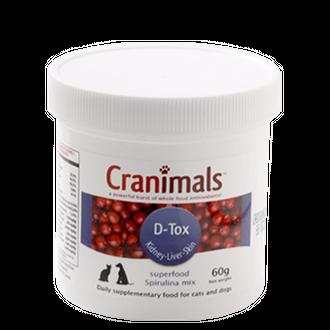 Cranimals D-Tox 免疫抗敏莓