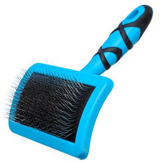 Groom Professional Curved Firm Slicker Brushes